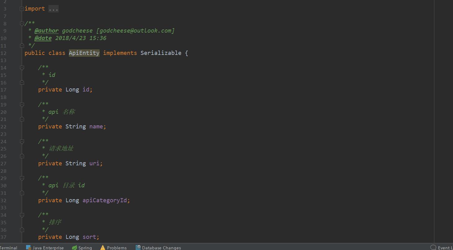generatecode